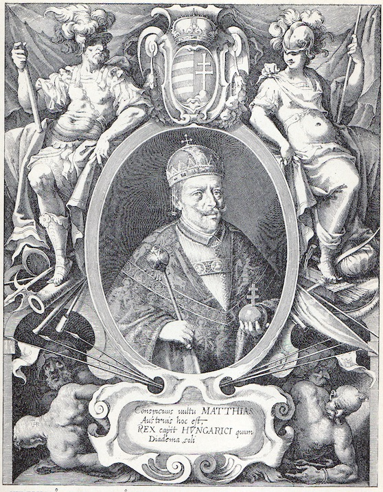 Coronations in Bratislava