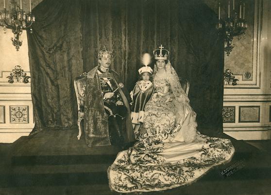 The last coronation