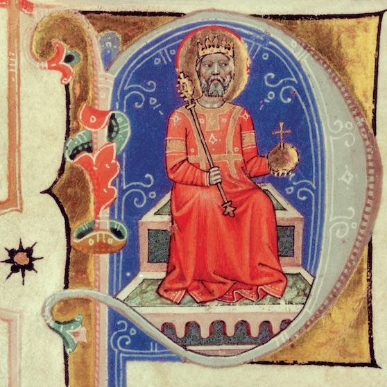 Stephen's royal coronation